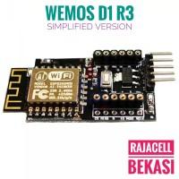 Wemos D1 R3 Simplified Version ESP8266 +RGB LED Nodemcu LUA Wifi Board