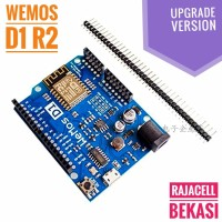 Wemos D1 R2 Upgrade Version ESP8266 Nodemcu Wifi Uno Based Board