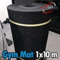 Gym Mat Lantai Karpet Untuk Tempat Fitness - Alas Rubber Gym Floor