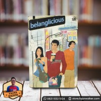 Belanglicious - Primadonna Angela. Novel Remaja Teenlit Preloved