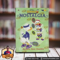 Komik Donal Bebek Nostalgia : Berburu Ratu Nambia. Buku Preloved