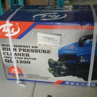 Jet Cleaner High Pressure Washer HnL QL-1200 (bisa buat cuci ac)