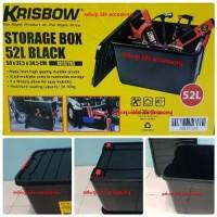 Jual Promo Besar 52l Container Box Kotak Penyimpanan Peralatan Barang Jakarta Barat Disa Pradanashop Tokopedia