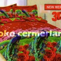 SPRAI BONITA NEW MERAK NO.1 180 SEPERAI BED SELIMUT BED COVER MURAH