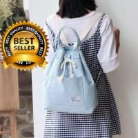 Harga tas ransel backpack wanita unik lucu berkualitas tas chelsea | antitipu.com