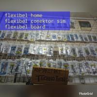 FLEXIBLE BOARD LCD BENQ B502 ORI BOARD KE MESIN *