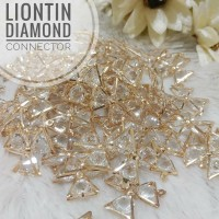 Liontin connector diamond 1
