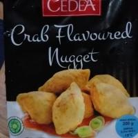 Cedea crab flavour nugget/Cedea nugget kepiting 200gr