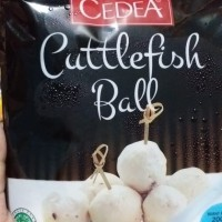 Cedea cuttlefish ball/Cedea baso cumi 200gr