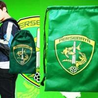 Tas Serut Persebaya Surabaya Ransel Bola Bonek Mania Backpack Green Fo