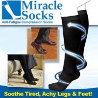 New Unisex Miracle Socks - Anti-Fatigue Compression Socks