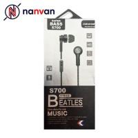 nanvan S700 Headset Earphone Handsfree Super Bass Universal Jack 3.5MM