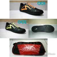 Sepatu footsal futsal specs dominating touch bonus tas jinjing