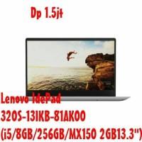 Harga kredit laptop lenovo ideapad 320s 13ikb 81ak00 proses cepat 3 | Pembandingharga.com