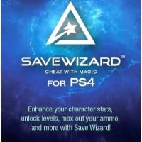 Lisensi Save Wizard PS4