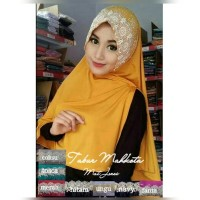 PROMO TERBARU Jilbab Instan Bahan Jersey Terlaris BUNDLING Dapat 3 Pcs