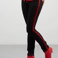 Harga hijabenka ballan contrast cropped jeans | antitipu.com