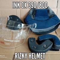 BUSA+KACA HELM INK CX390, Cx 390, Cx800, CX 800