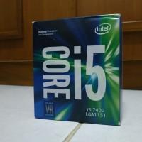 Intel Core i5 7400 Gen7 Processor