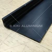 Door Stop Aluminium Lbr. 3,5 cm (Sekonengan) - ALEXINDO - Pjg. 6 meter
