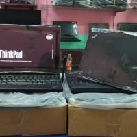 Laptop Lenovo X201 core i7 thinkpad Gaming Garansi Murah