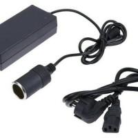 adaptor lighter AC DC 12 V