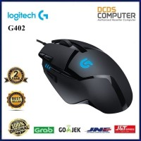 Mouse Gaming Logitech G402 Hyperion Fury / Logitech Gaming Mouse G402