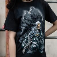 Culture Hero | Kaos Distro Keren Budaya Indonesia: Cakil V Twin SS