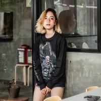 Culture Hero | Kaos Distro Keren Budaya Indonesia: Cakil V Twin LS
