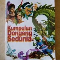 Buku Kumpulan Dongeng Sedunia. Gramedia.