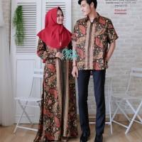 Baju Couple sarimbit suami istri batik Original