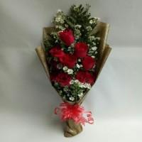 Handbouqet | Bunga Tangan | Bunga Mawar | Toko Bunga