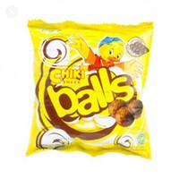 Chiki Balls Coklat isi 60bgks (1 dus)