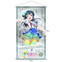 Wall Scroll - Anime - Love Live Sunshine x 7eleven - Yoshiko Tsushima