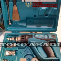 Mesin Hot Gun LCD Makita HG 6500 / HG6500 - Blower Panas / Heat Gun
