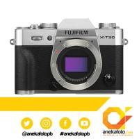 Harga fujifilm x t30 mirrorless digital camera body only | Pembandingharga.com