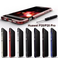 Huawei P20 PRO bumper list metal aluminium case cover list rim pinggir