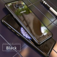 LUPHIE MAGNETIC BUMPER SAMSUNG GALAXY S8 METAL COVER ALUMINIUM GLASS