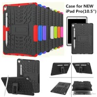 """Rugged Armor IPAD PRO 10.5 INCH hard Kick Stand Soft Case Cover 10.5"""""""