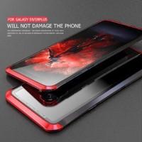 LUPHIE bumper Case Samsung Galaxy S9+ metal aluminium cover S9 PLUS