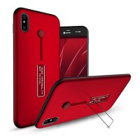 Huawei P20 Pro Silicone Ring Stand Luxury Soft Gel Capa Armor Case
