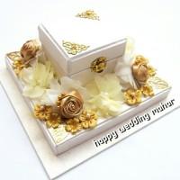 kotak seserahan cincin pernikahan