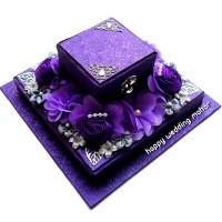 tempat mahar cincin kalung perkawinan