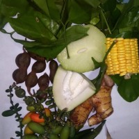 paket sayur Asem