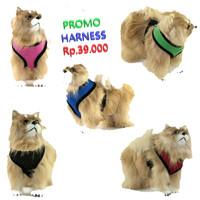 harness kucing harness anjing tanpa tali tuntun baju kucing baju anjin