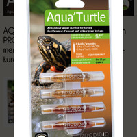 aqua'turtle-pemurni air anti bau untuk kura-kura