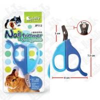 JP113 jolly nail trimmer (gunting kuku untuk hewan kecil)