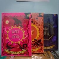 Novel Paket 3 Buku - KOMET MINOR - CEROS - KOMET - Tere Liye