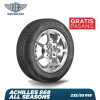 Ban Mobil Achilles 868 All Seasons - 235/55 R18 104V XL -GRATIS PASANG