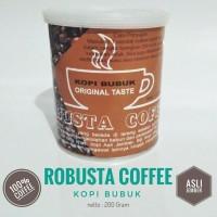 Robusta Coffee - East Java Coffee || 100% coffee || Asli Jember